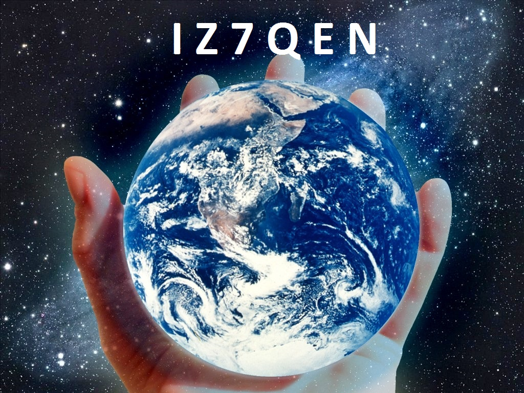 QSL image for IZ7QEN