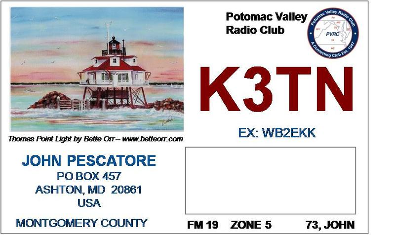 QSL image for K3TN
