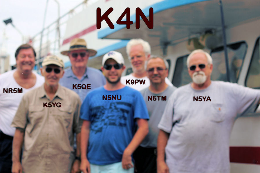 QSL image for K4N