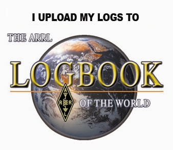 I upload my logs to logbook of the world (LOTW)