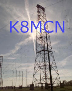 QSL image for K8MCN