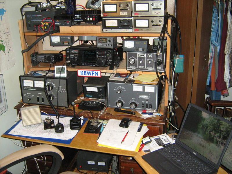 QSL image for K8WFN