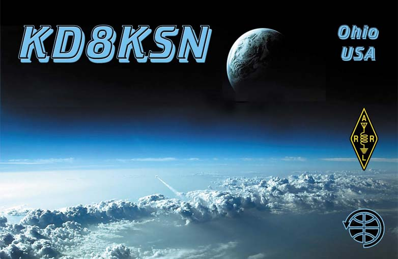 QSL image for KD8KSN
