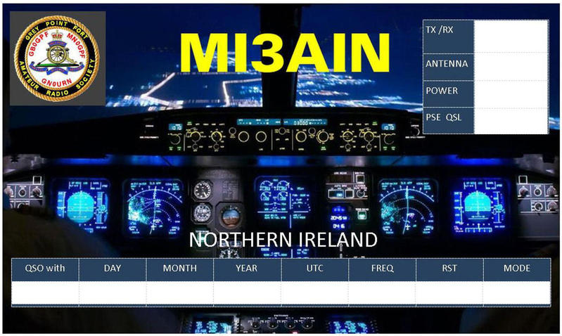 QSL image for MI3AIN