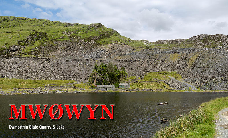 QSL image for MW0WYN