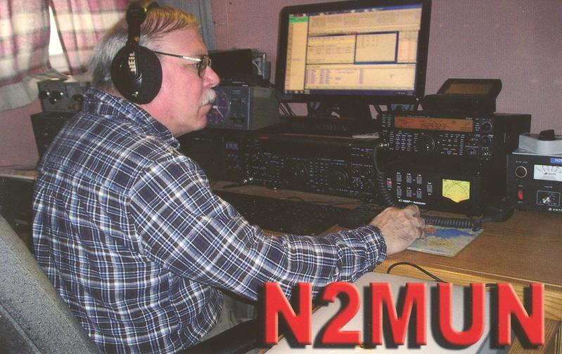 QSL image for N2MUN