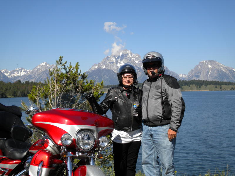 2008 Harley Screaming Eagle Ultra Classic - Near Jackson Hole WY