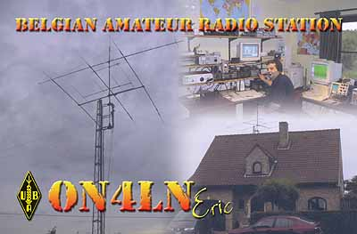 QSL image for ON4LN