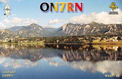 QSL image for ON7RN