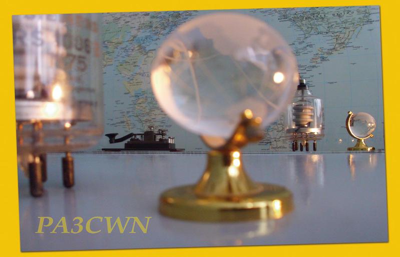 QSL image for PA3CWN