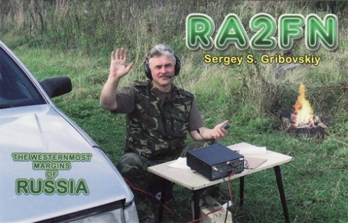 QSL image for RA2FN