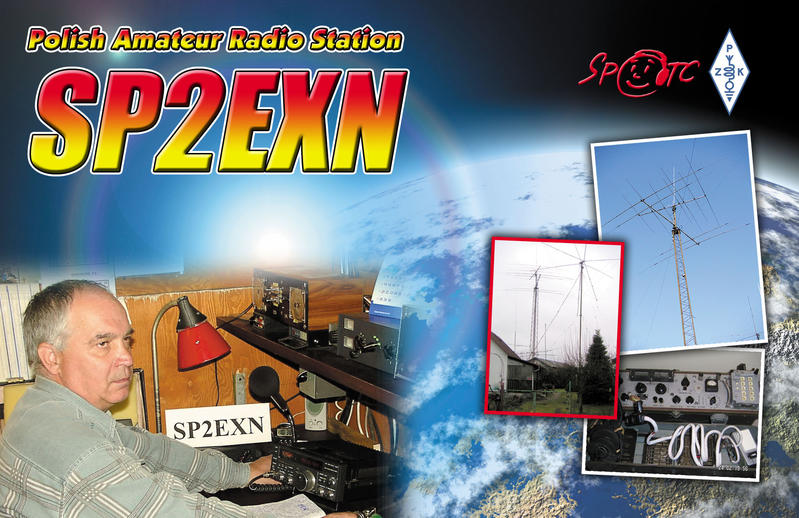 QSL image for SP2EXN