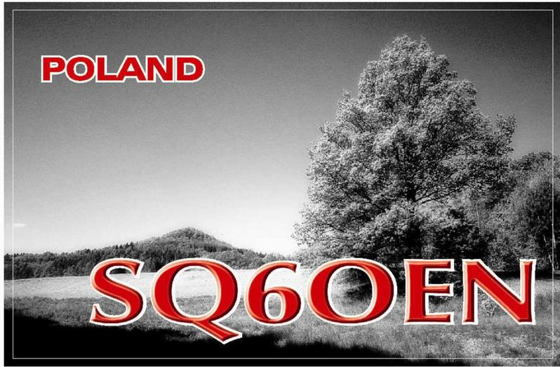 QSL image for SQ6OEN