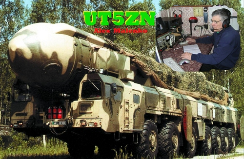QSL image for UT5ZN