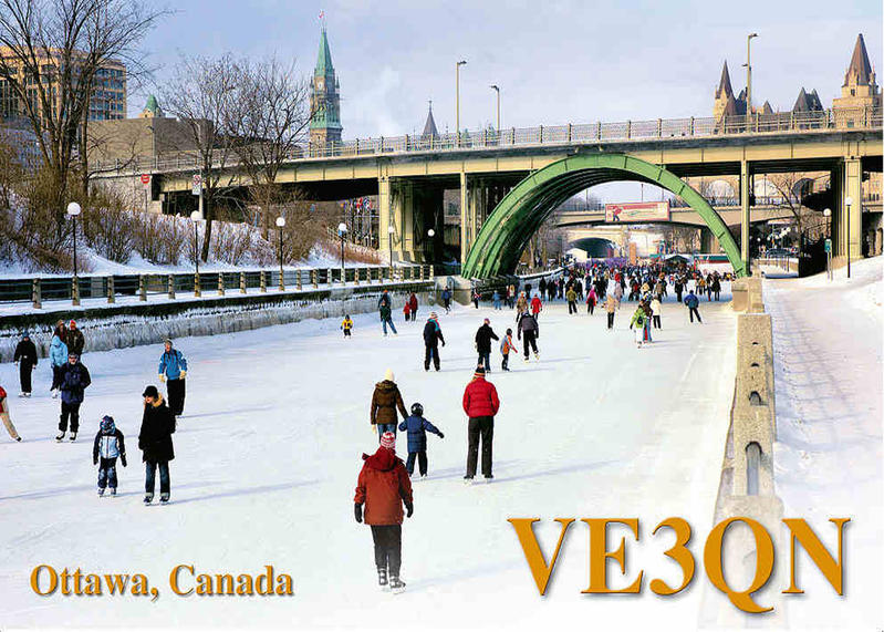 QSL image for VE3QN