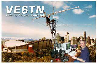 QSL image for VE6TN