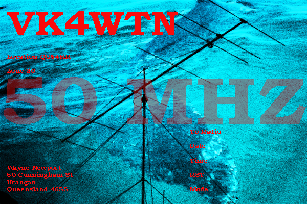QSL image for VK4WTN