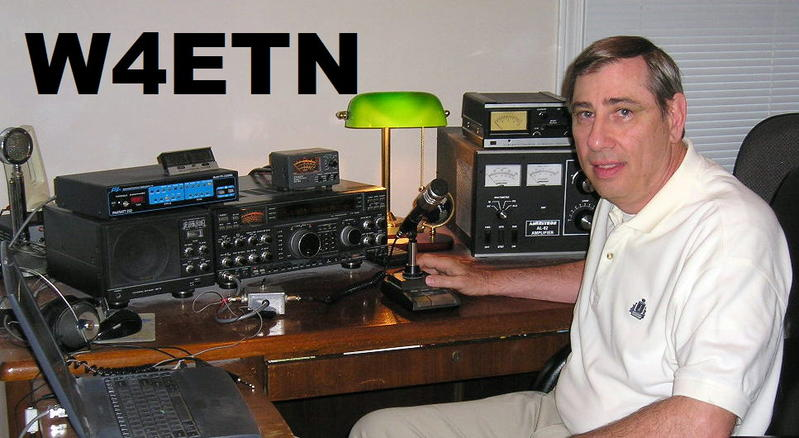 QSL image for W4ETN