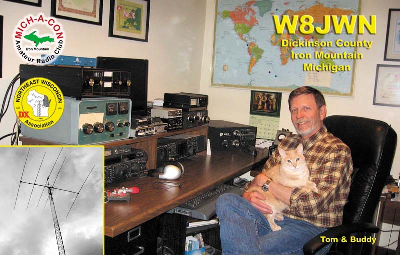 QSL image for W8JWN