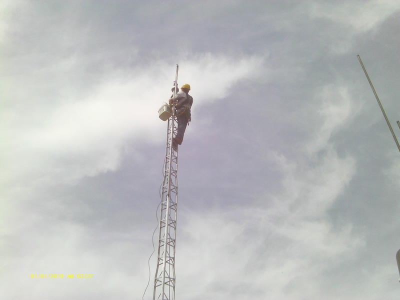 installing rotor
