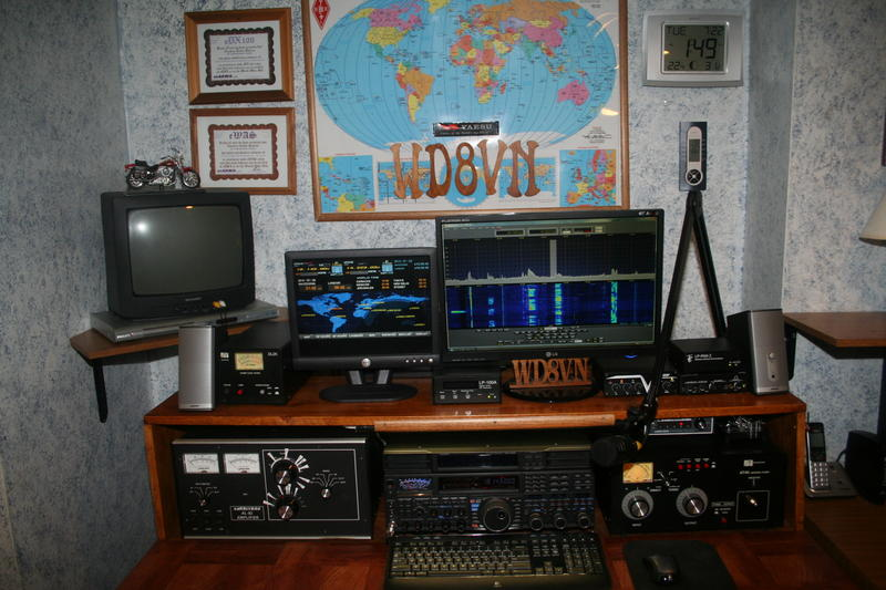 QSL image for WD8VN