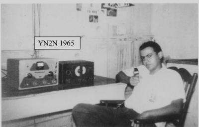 QSL image for YN2N