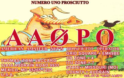 QSL image for AA0PO