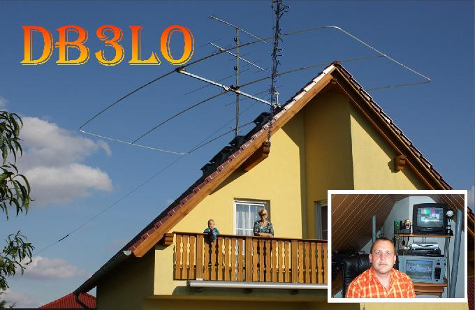 QSL image for DB3LO
