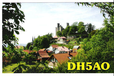 QSL image for DH5AO