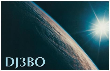 QSL image for DJ3BO