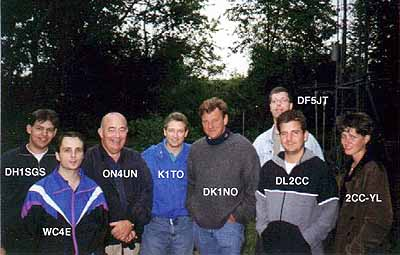 QSL image for DK1NO