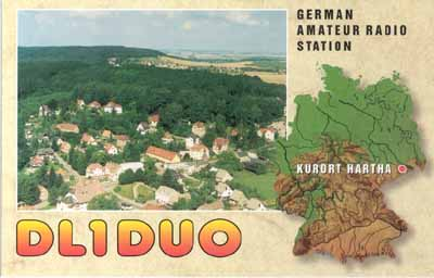 QSL image for DL1DUO