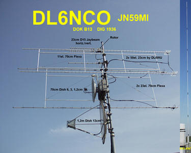 QSL image for DL6NCO