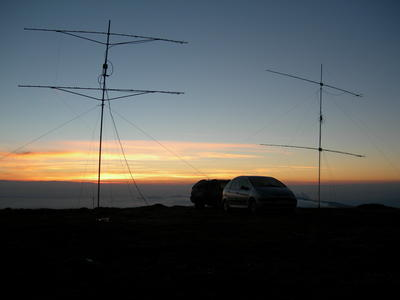 QSL image for EA2TO