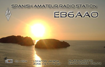 QSL image for EB6AAO