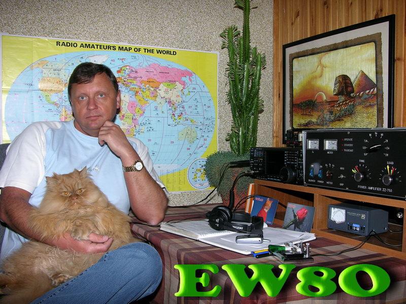 QSL image for EW8O