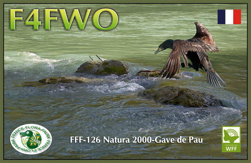 QSL image for F4FWO