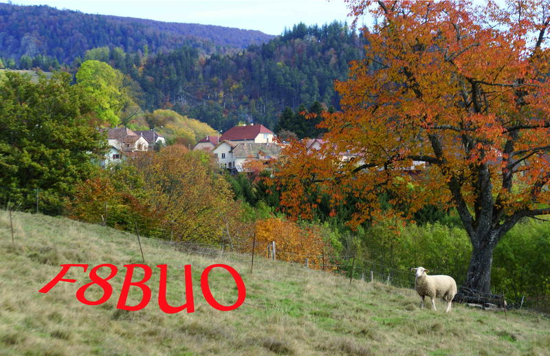 QSL image for F8BUO