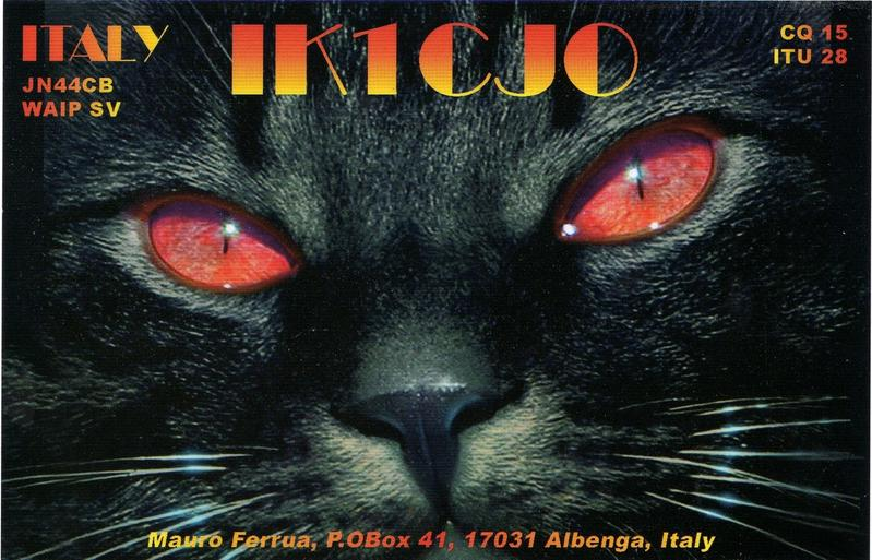 QSL image for IK1CJO