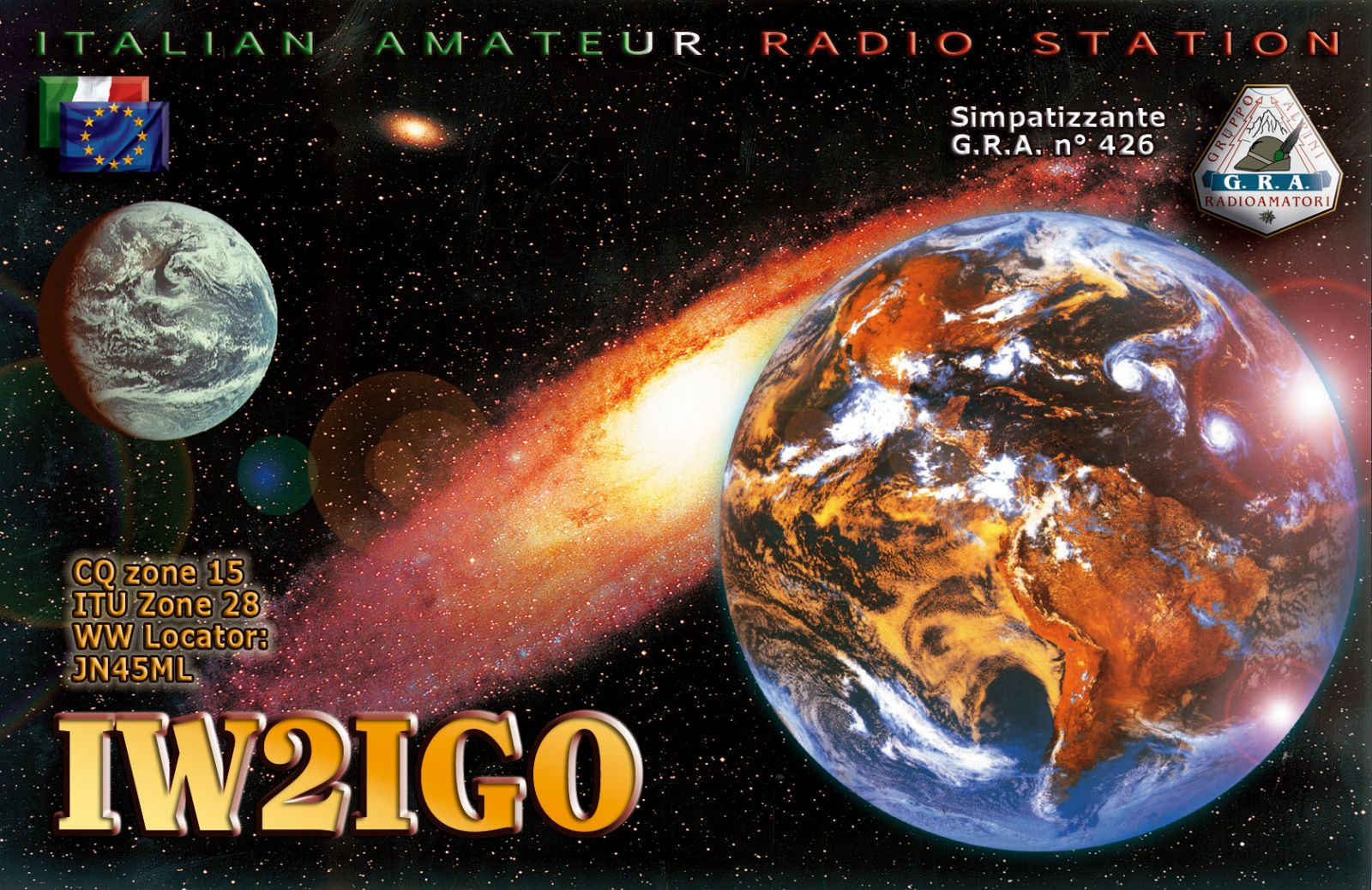 QSL image for IW2IGO
