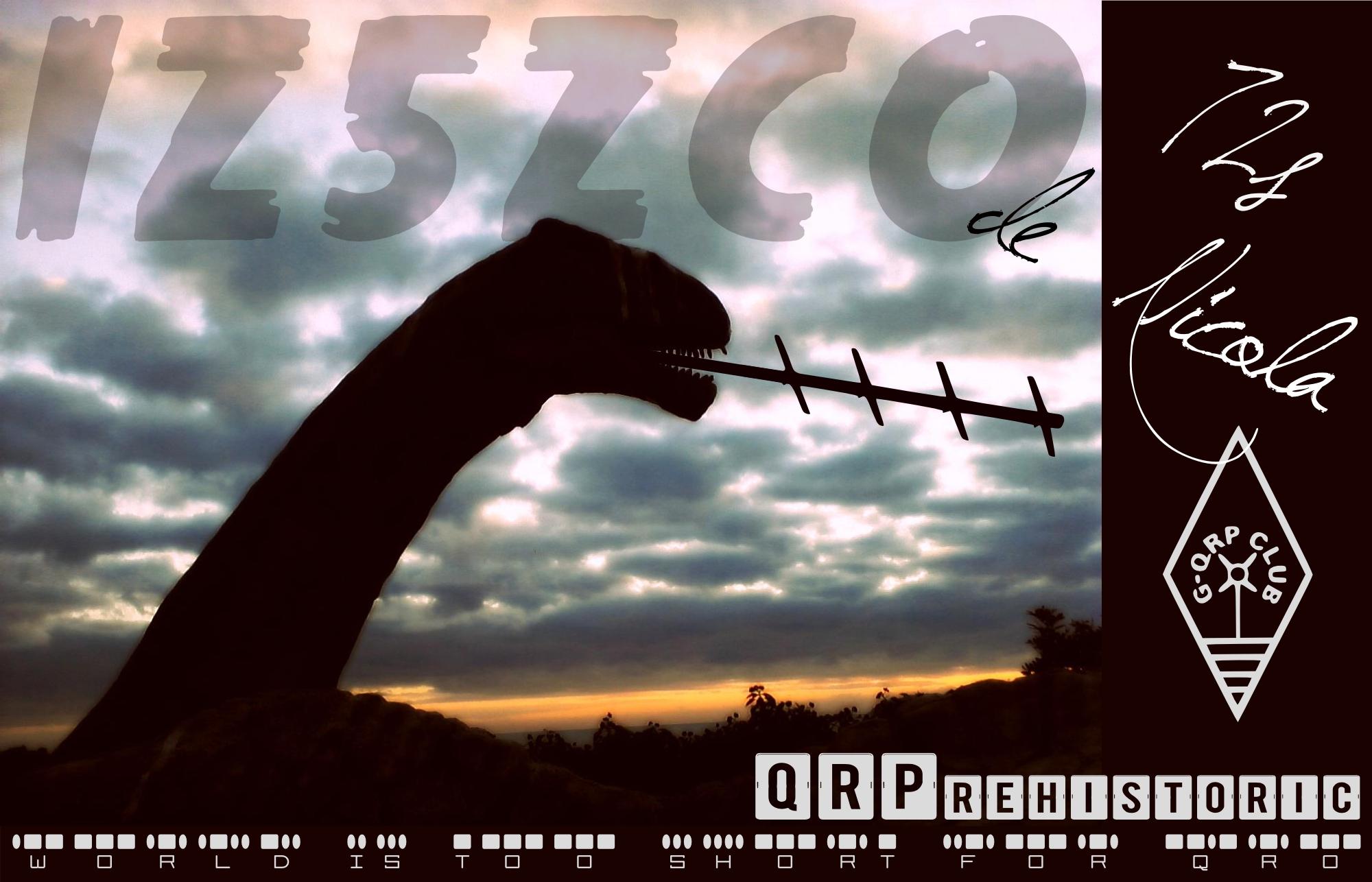 QSL image for IZ5ZCO