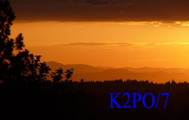 QSL image for K2PO