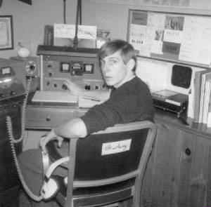 First station - WN3PHG - 1970