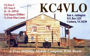 QSL image for KC4VLO