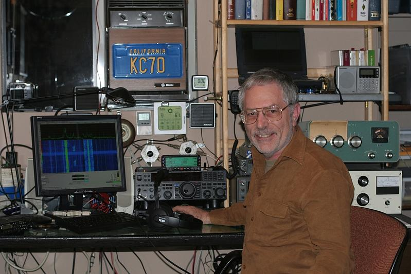 QSL image for KC7O