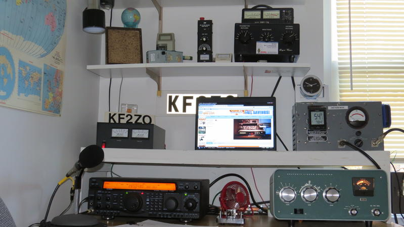 QSL image for KF2ZO