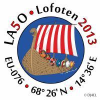 QSL image for LA5O