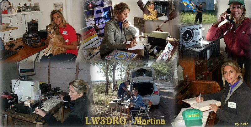 QSL image for LW3DKO