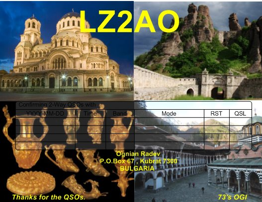 QSL image for LZ2AO