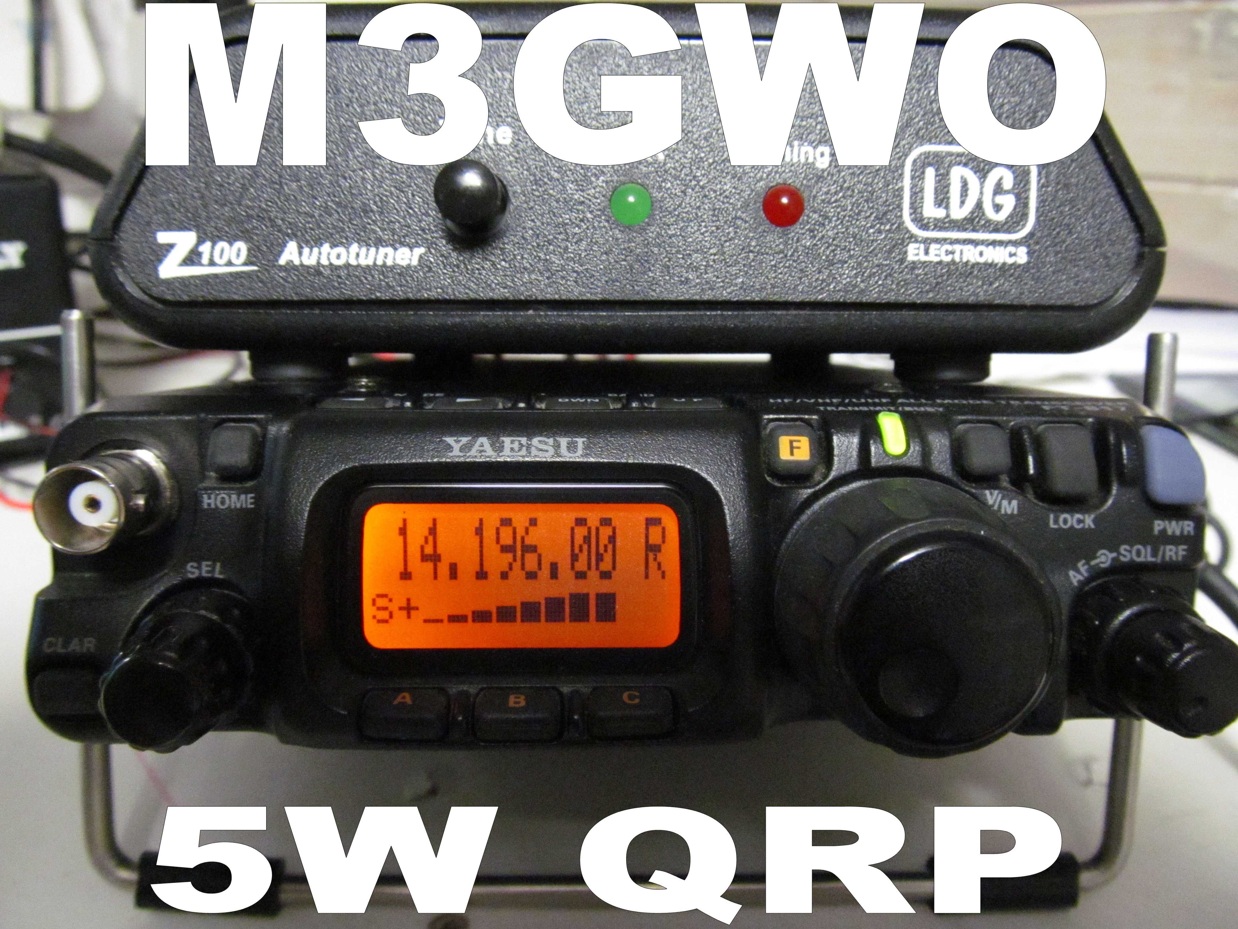 QSL image for M3GWO